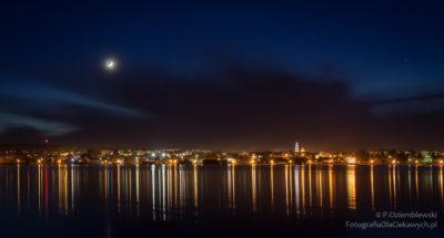 Nocny widok naChodzież