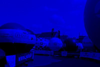 Zdjęcie - składowa niebieska