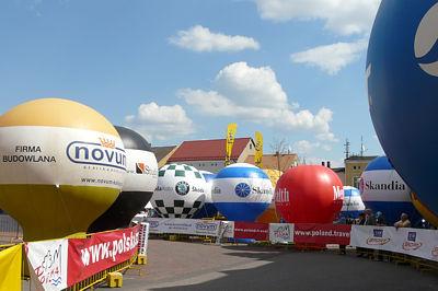 Zdjęcie źródłowe - balony