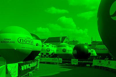 Zdjęcie - składowa zielona