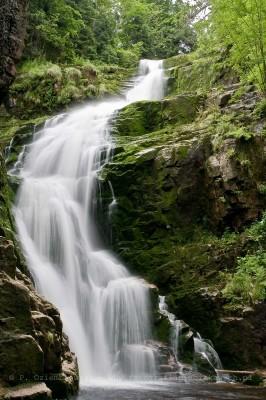 Wodospad Kamieńczyka - zdjęcie zpliku RAW