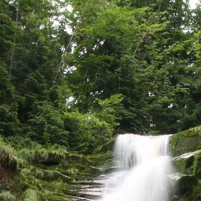 Wodospad Kamieńczyka zpliku JPG - powiększenie
