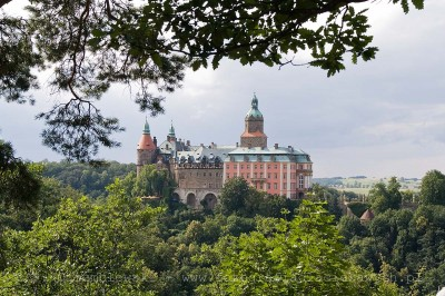 Zamek Książ #1