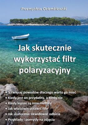 Okładka doebooka ofiltrze polaryzacyjnym -  wersja 2