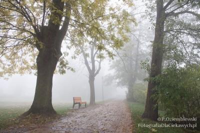 zdjęcie promenady wChodzieży