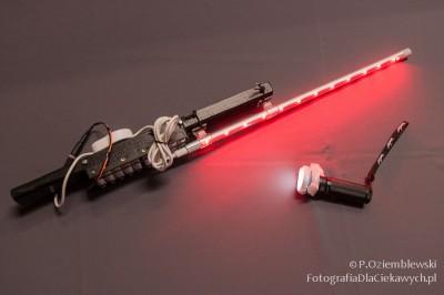 Listwa LED ilatarka domalowania światłem