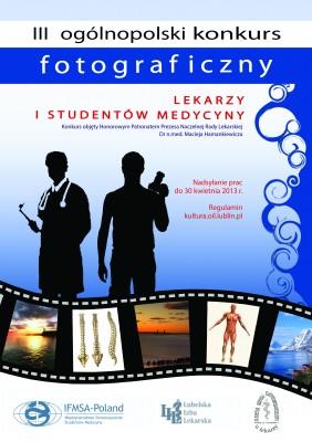 Konkurs fotograficzny dla lekarzy istudentów medycyny