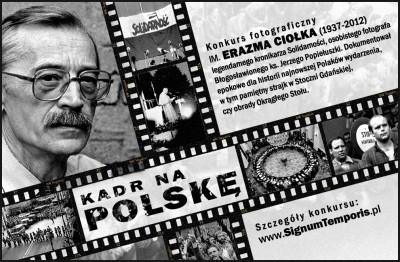 Konkurs fotograficzny - Kadr naPolskę