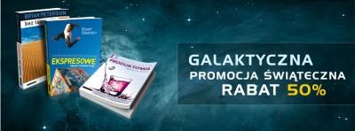 Wydawnictwo Galaktyka - promocja naksiazki