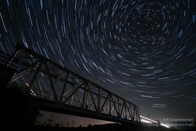 Pozorny ruch gwiazd