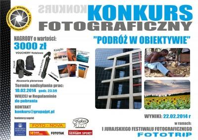 Konkurs fotograficzny - JFF