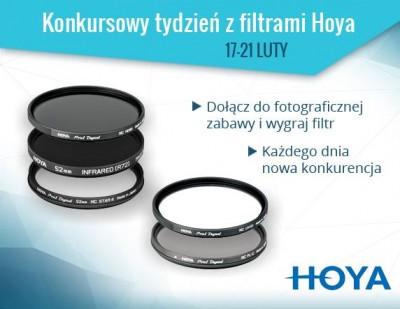 Konkurs - filtry fotograficzne Hoya