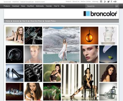 Broncolor - pomysły nazdjęcia