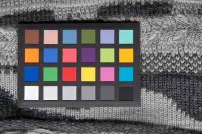 Świetlówka liniowa dozdjęć - test TL-D barwa 950 seria Graphica