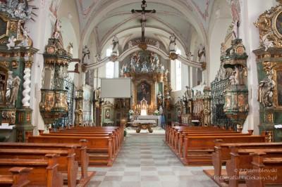 Kościół - światło mieszane