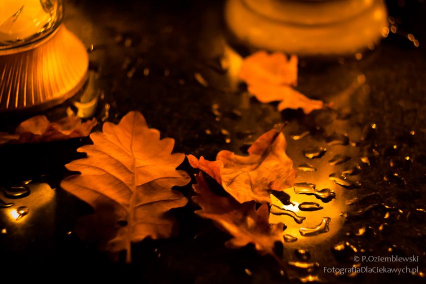 9 sposobów na zdjęcia w świetle zniczy
