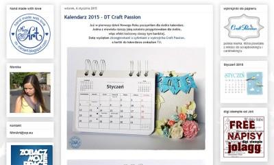 Kalendarz - m-miniart.blogspot.com