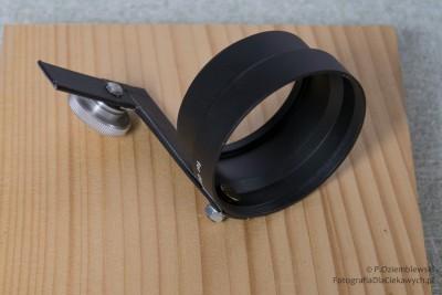 Gotowy uchwyt filtrów do aparatu kompaktowego