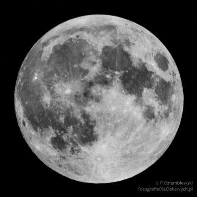 Księżyc wpełni