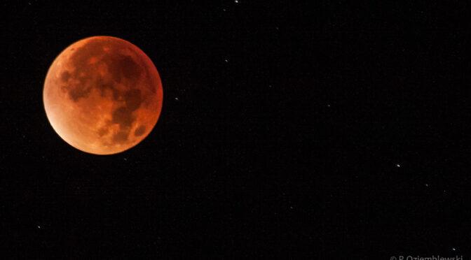 Księżyc w pełni i jego zaćmienie – 28.09.2015 r.