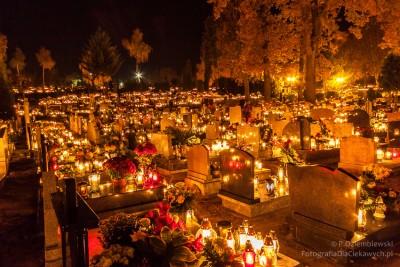 Cmentarz w Chodzieży