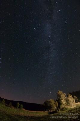 Droga Mleczna - zdjęcie źródłowe