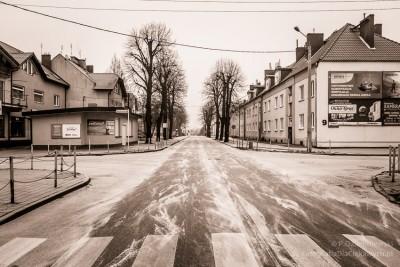 Chodzież - Paderewskiego