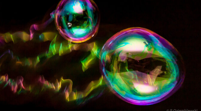 Jak fotografować bańki mydlane? – przepis na zdjęcie