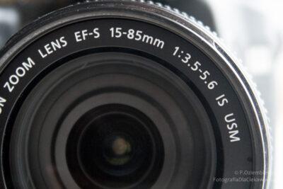 Obiektyw zoom aprzysłona
