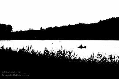 Ranek nad jeziorem