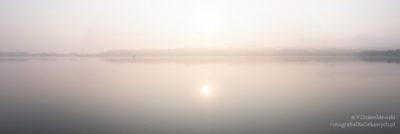 Panorama - jezioro Chodzieskie