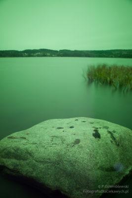 Zdjęcie drugie przez filtr spawalniczy
