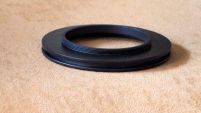 Pierścień z rowkiem