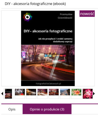 Opinie - DIY - akcesoria fotograficzne