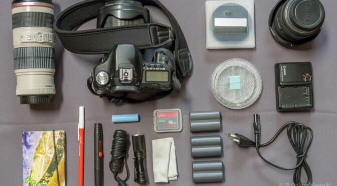 Cheklista dla fotografa – o czym pamiętać przed wyjazdem na wakacje