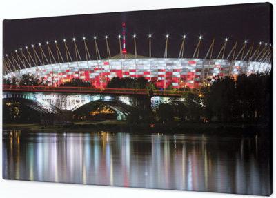 Fotoobraz - Stadion Narodowy wWarszawie
