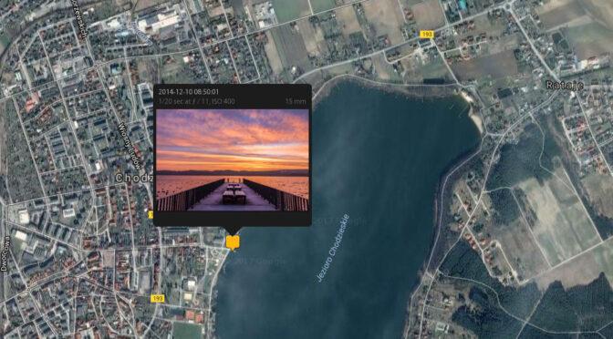 Jak usuwać dane GPS określające lokalizację zrobionego zdjęcia