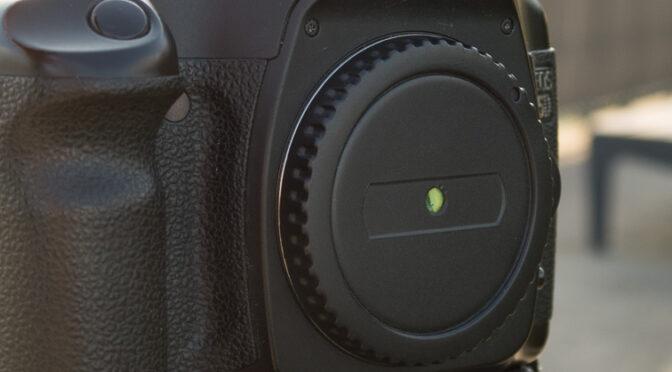 Camera obscura z aparatu cyfrowego, czyli jak robić zdjęcia bez obiektywu