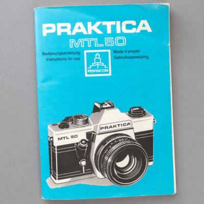 PRAKTICA MTL 50