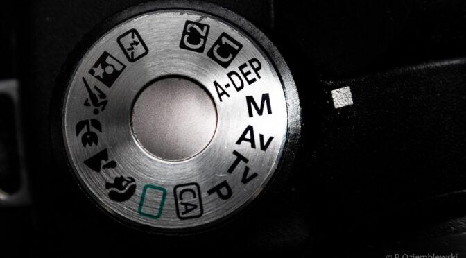 Tryb manualny w aparacie, czyli jak cyfrówką robić zdjęcia po staremu