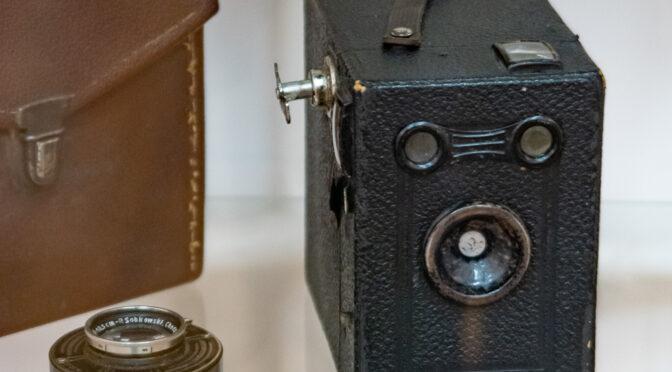 Gdzie była pierwsza polska wytwórnia aparatów fotograficznych?