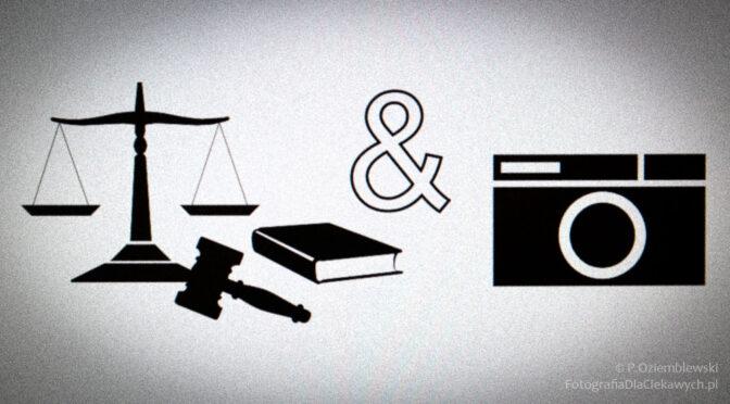 prawo i fotograf