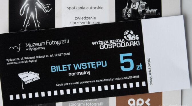 Muzeum Fotografii w Bydgoszczy – krótka fotorelacja