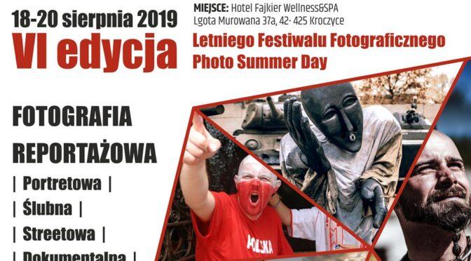 VI edycja Letniego Festiwalu Fotograficznego Photo Summer Day