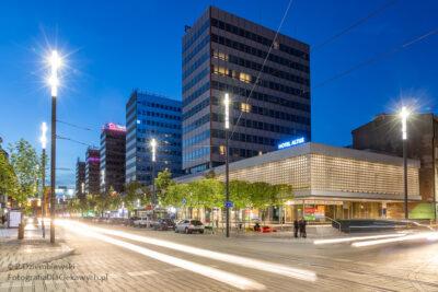 Poznań - ulica św.Marcin