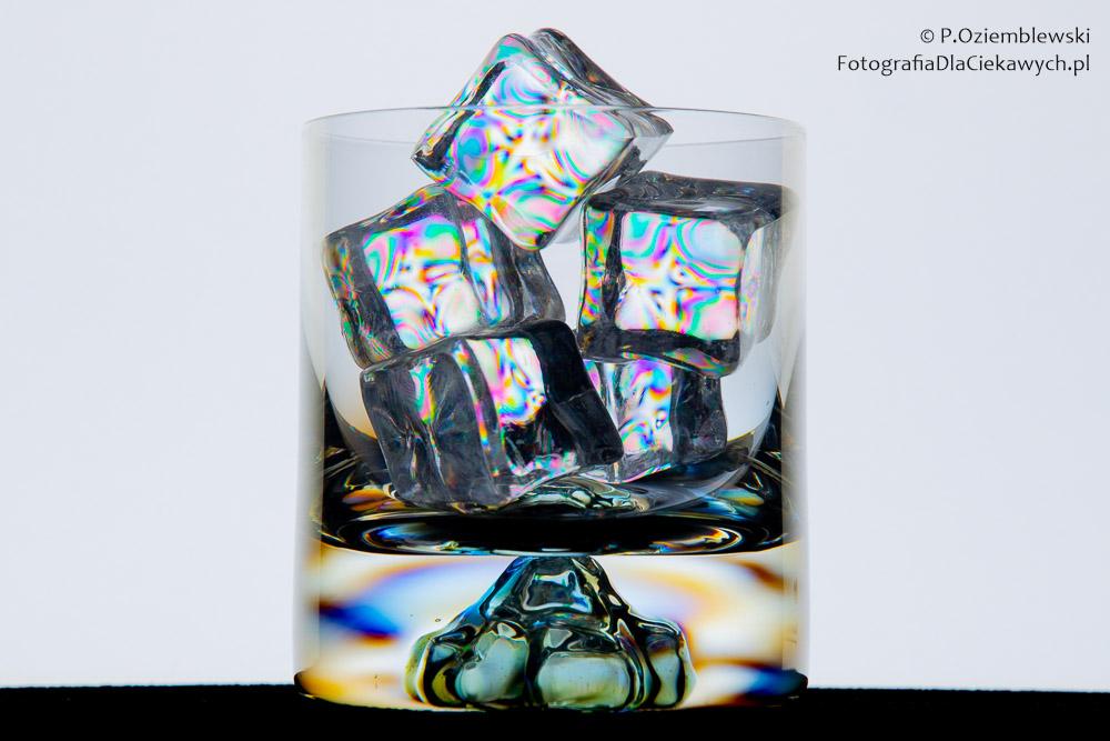 Zdjęcie wświatle spolaryzowanym - efekt 2