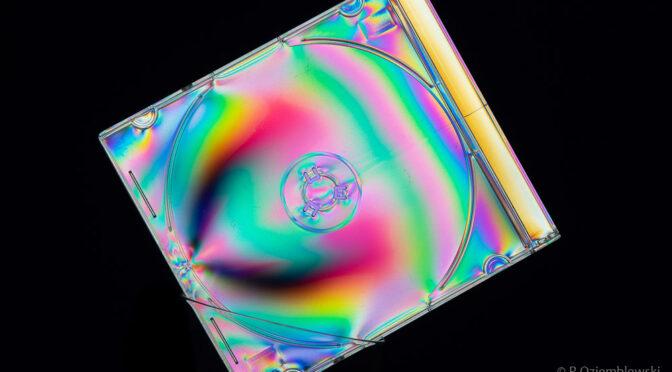 Zdjęcie w światle spolaryzowanym - efekt 1