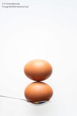 Dwa jaja.