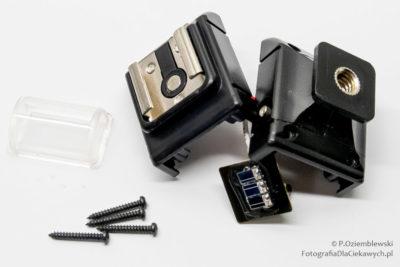 Rozkręcona fotocela