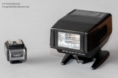 Fotocela - wyzwalanie starej lampy błyskowej